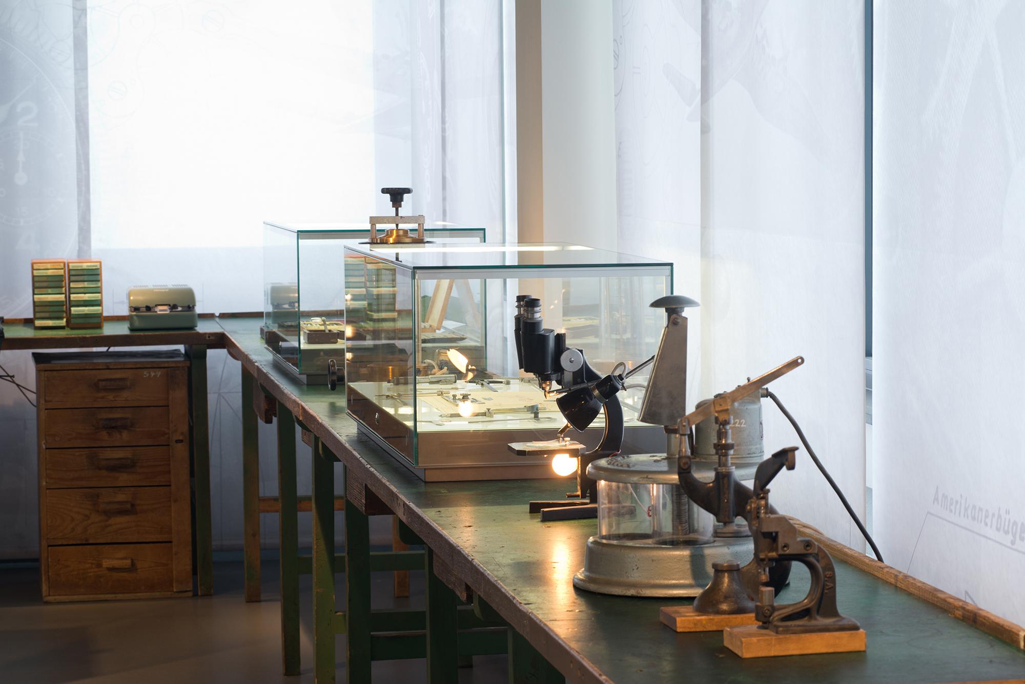 Hanhart Museum Gütenbach Schwarzwald