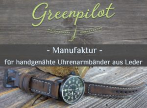 Greenpilot Watchstraps