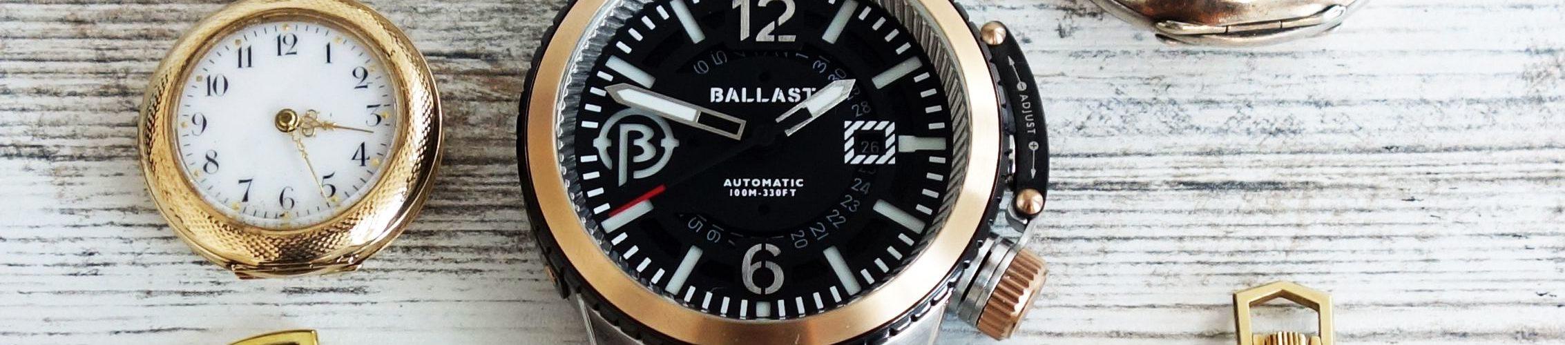 Ballast 1903 Trafalgar BL-3133 Dartmouth Vintage