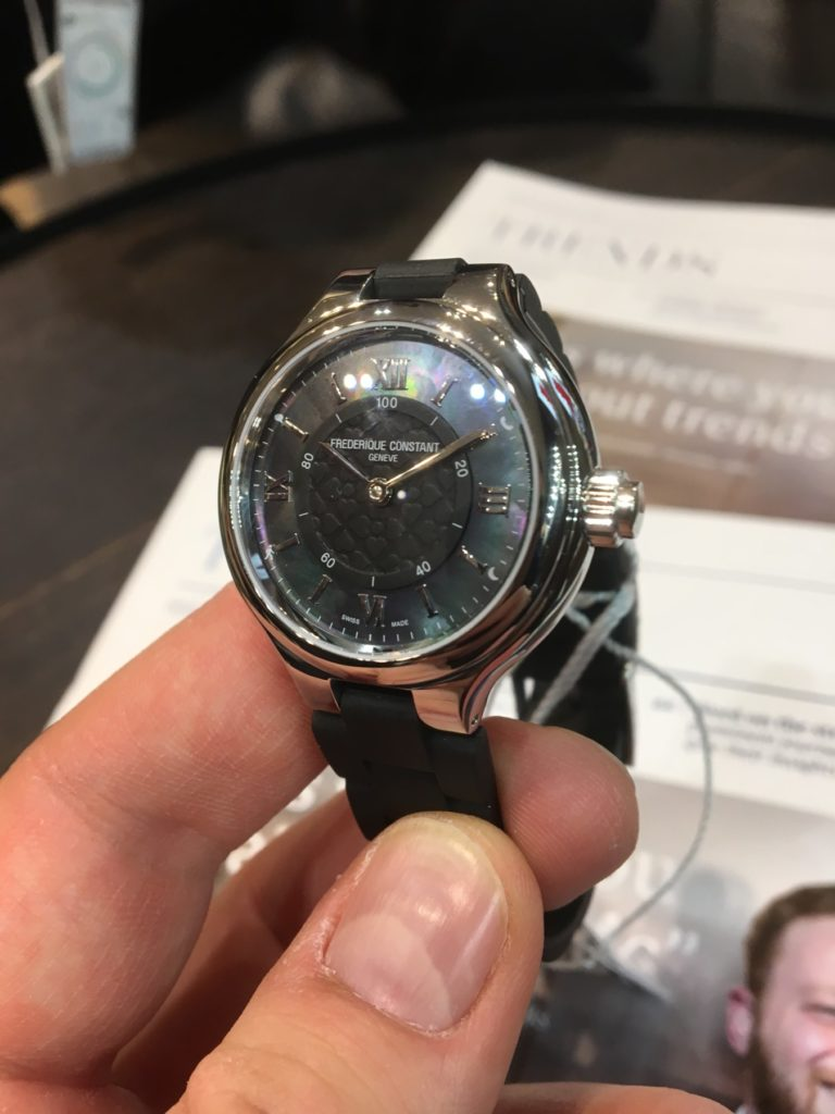 Frederique Constant Baselworld 2017