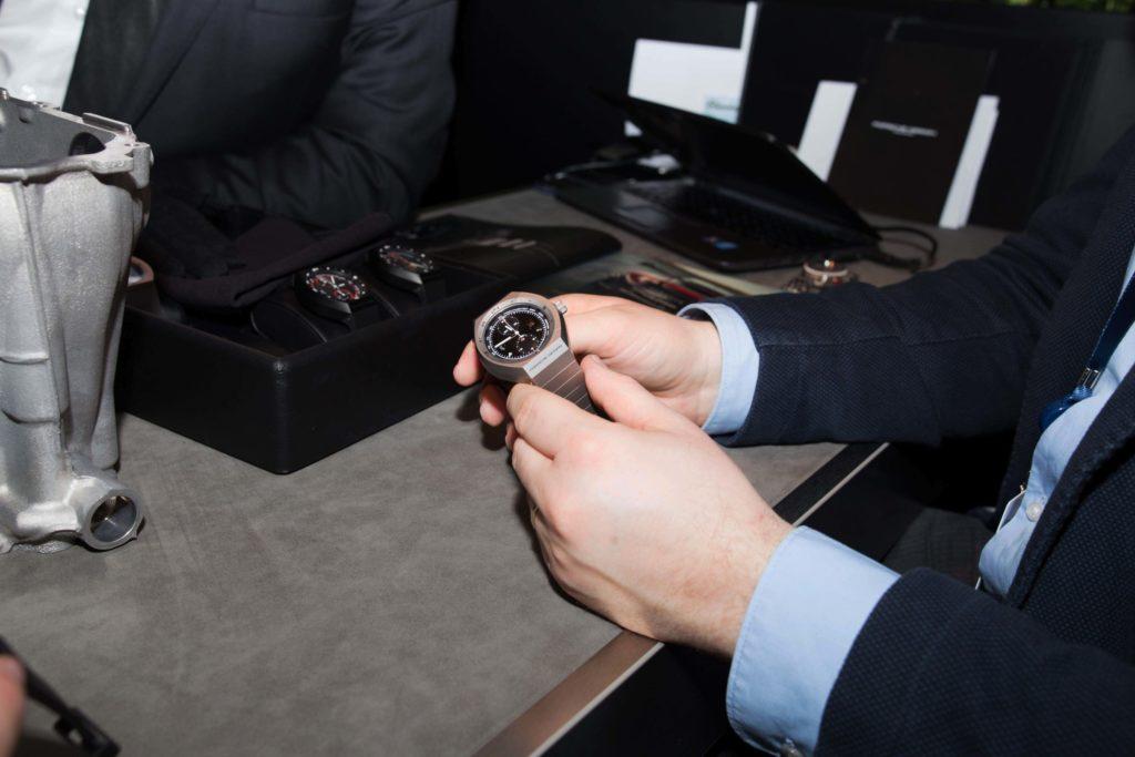Porsche Design Monobloc Actuatur Baselworld 2017