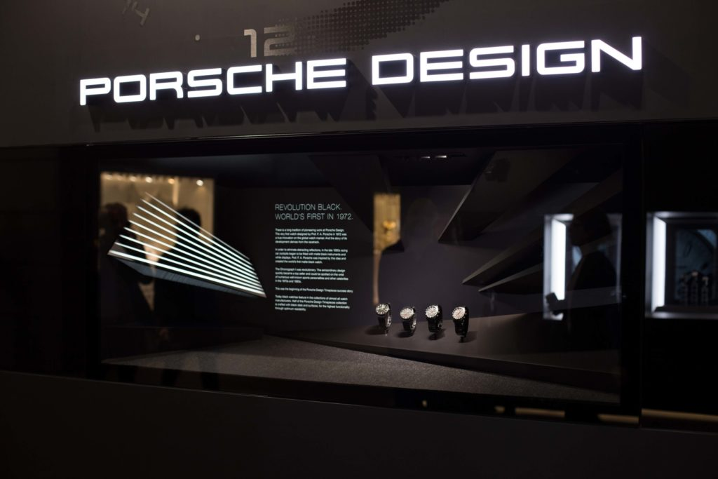 Porsche Design Baselworld 2017