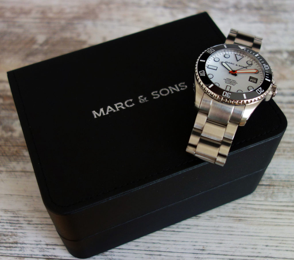Marc & Sons MSD-045 box