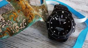 Read more about the article Meccaniche Veneziane Arsenale Ardesia im Test: Blutjunge Micro-Brand mit Vintage-Flair aus Italien