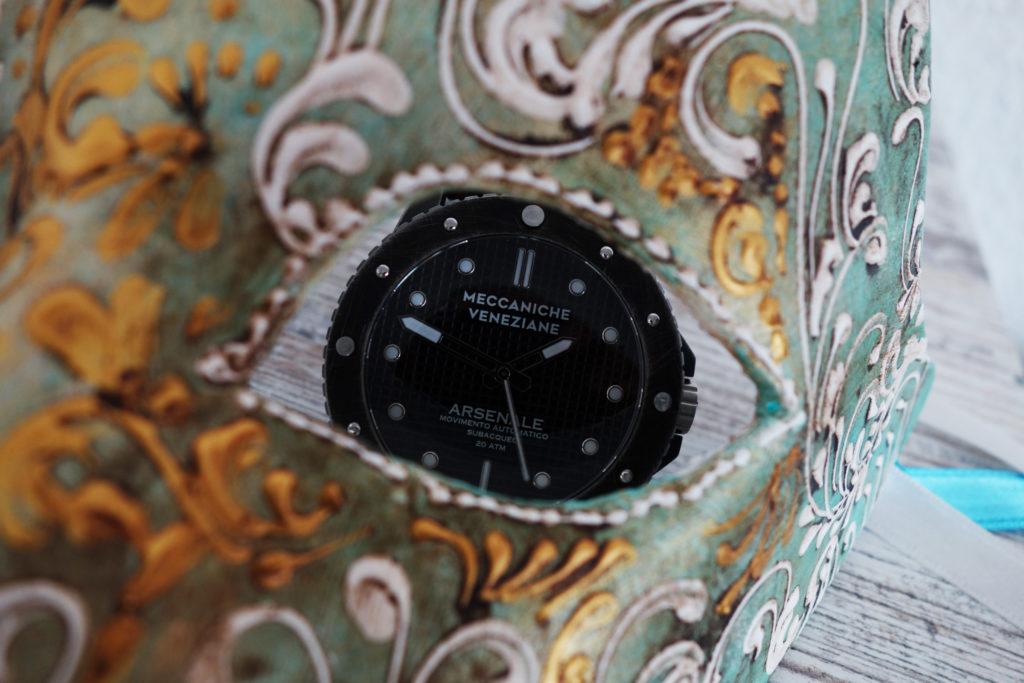 Meccaniche Veneziane Maske Original