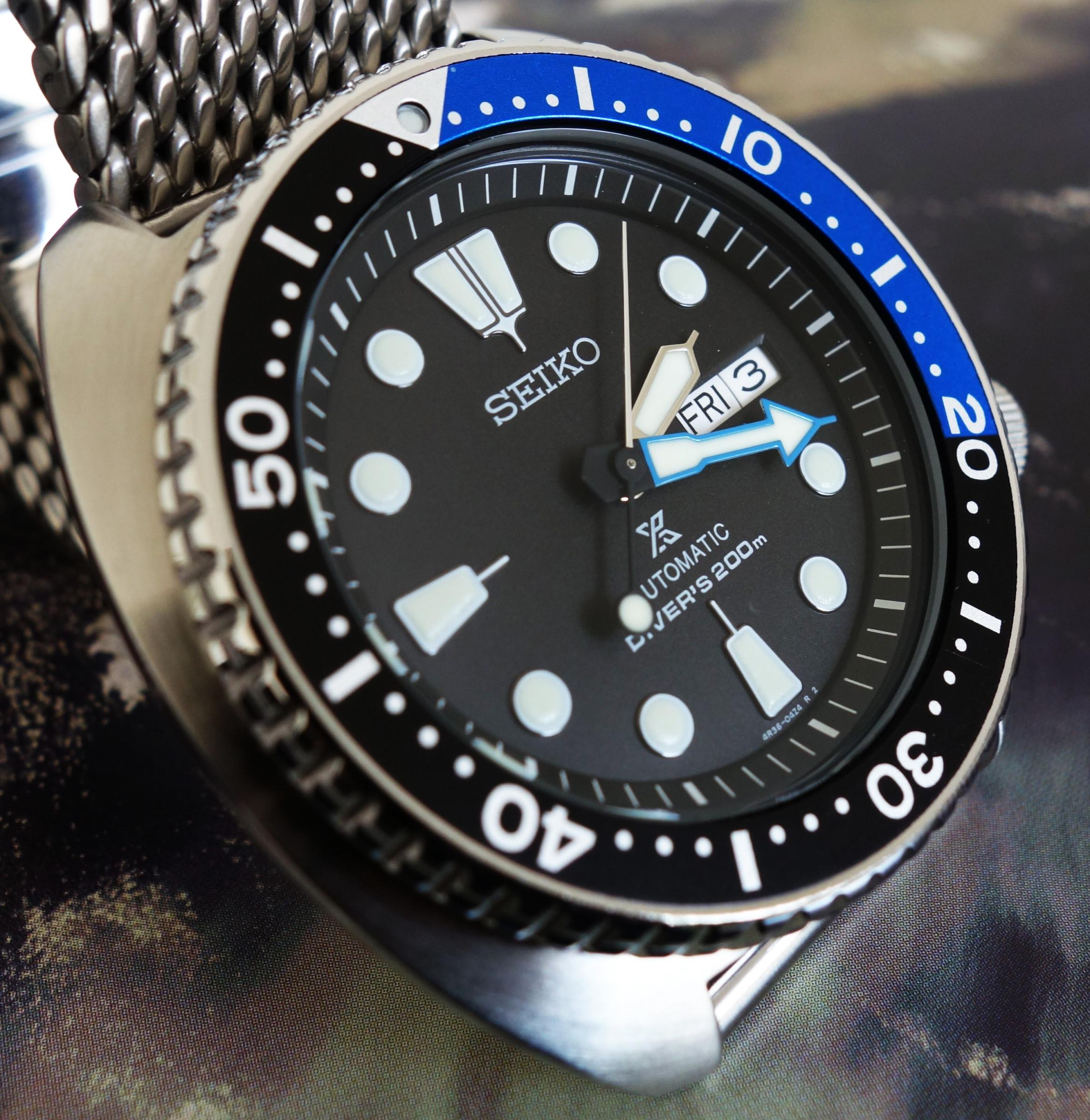 Seiko Prospex Automatic Divers 200m