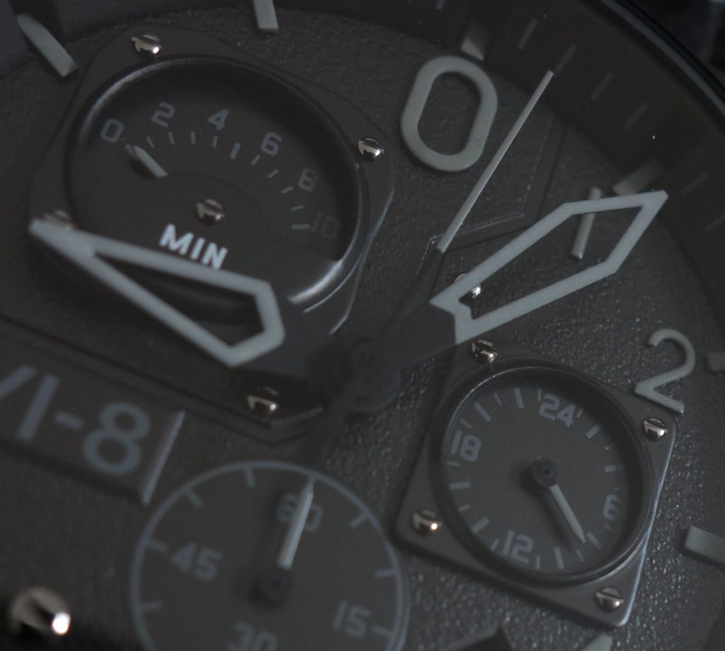 Cockpit Watch AVI-8 Hawker Hunter Black