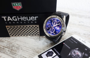 Read more about the article TAG Heuer Connected Modular 45: Luxus-Smartwatch mit Android Wear trifft iPhone