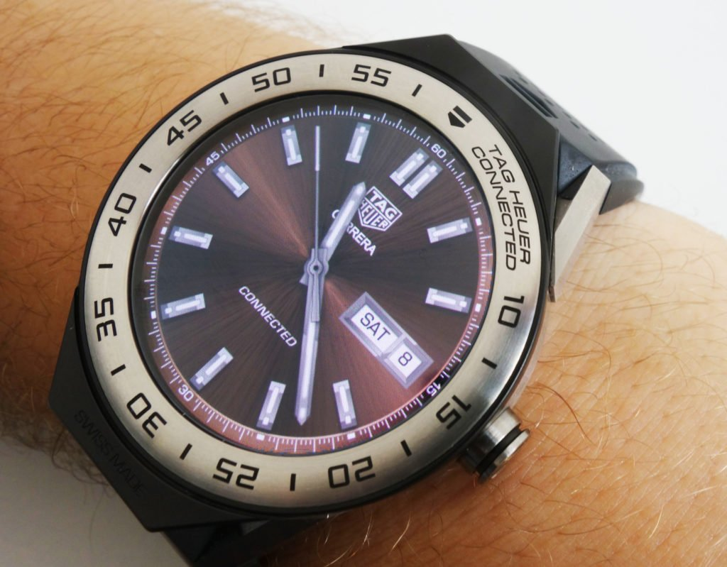 TAG Heuer Connected Modular 45 zweite Generation 2017