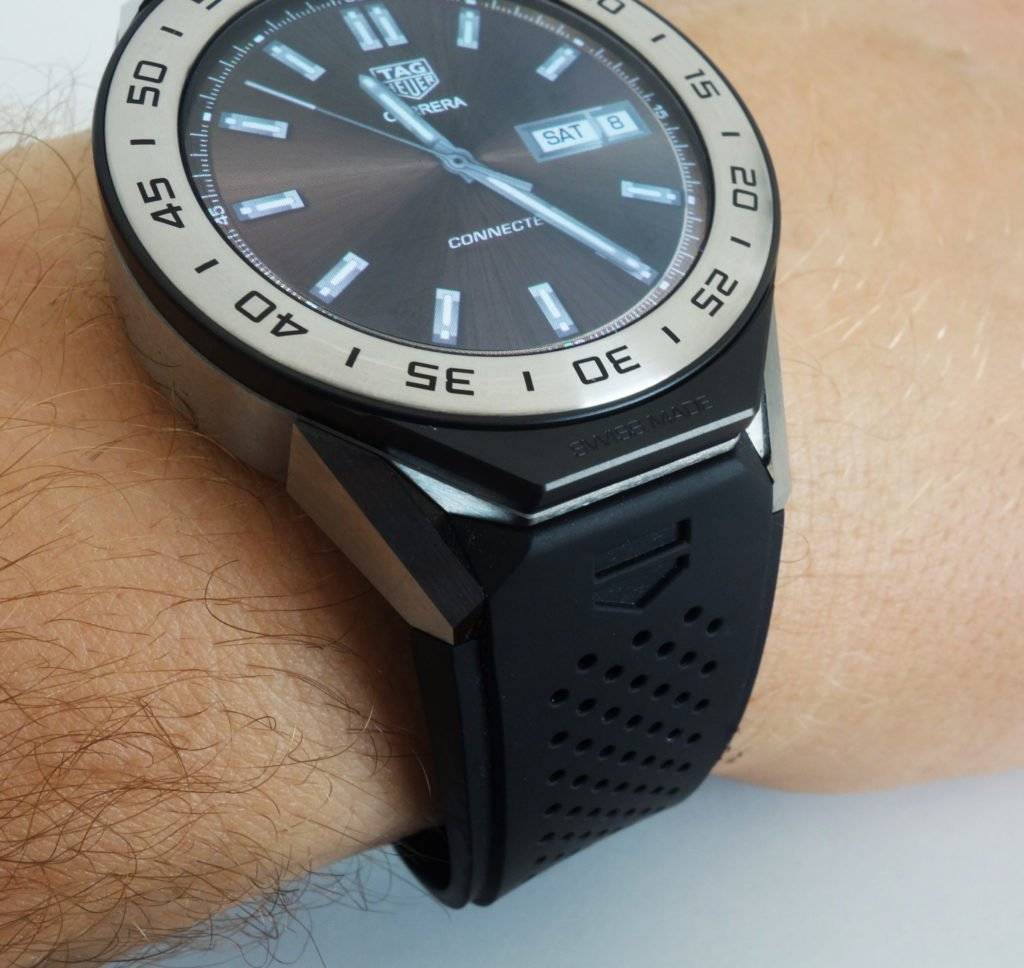 TAG Heuer Connected Modular 45: Luxus-Smartwatch trifft ...
