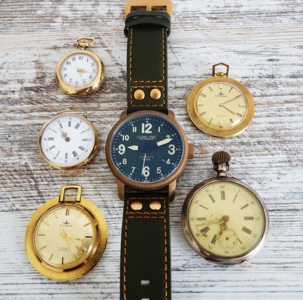 LÜM-TEC MDV Technology Vintage Bronze Watch (2)