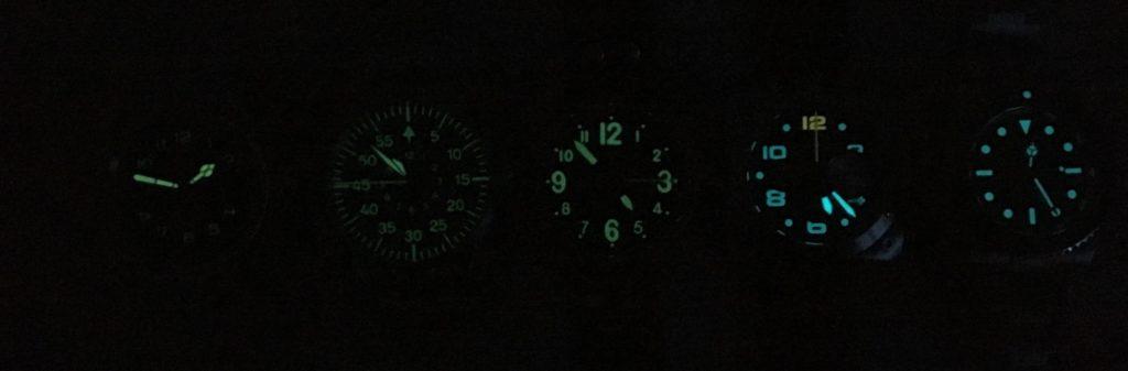 Lumen Hanhart Laco LUM-TEC Rolex Vergleich