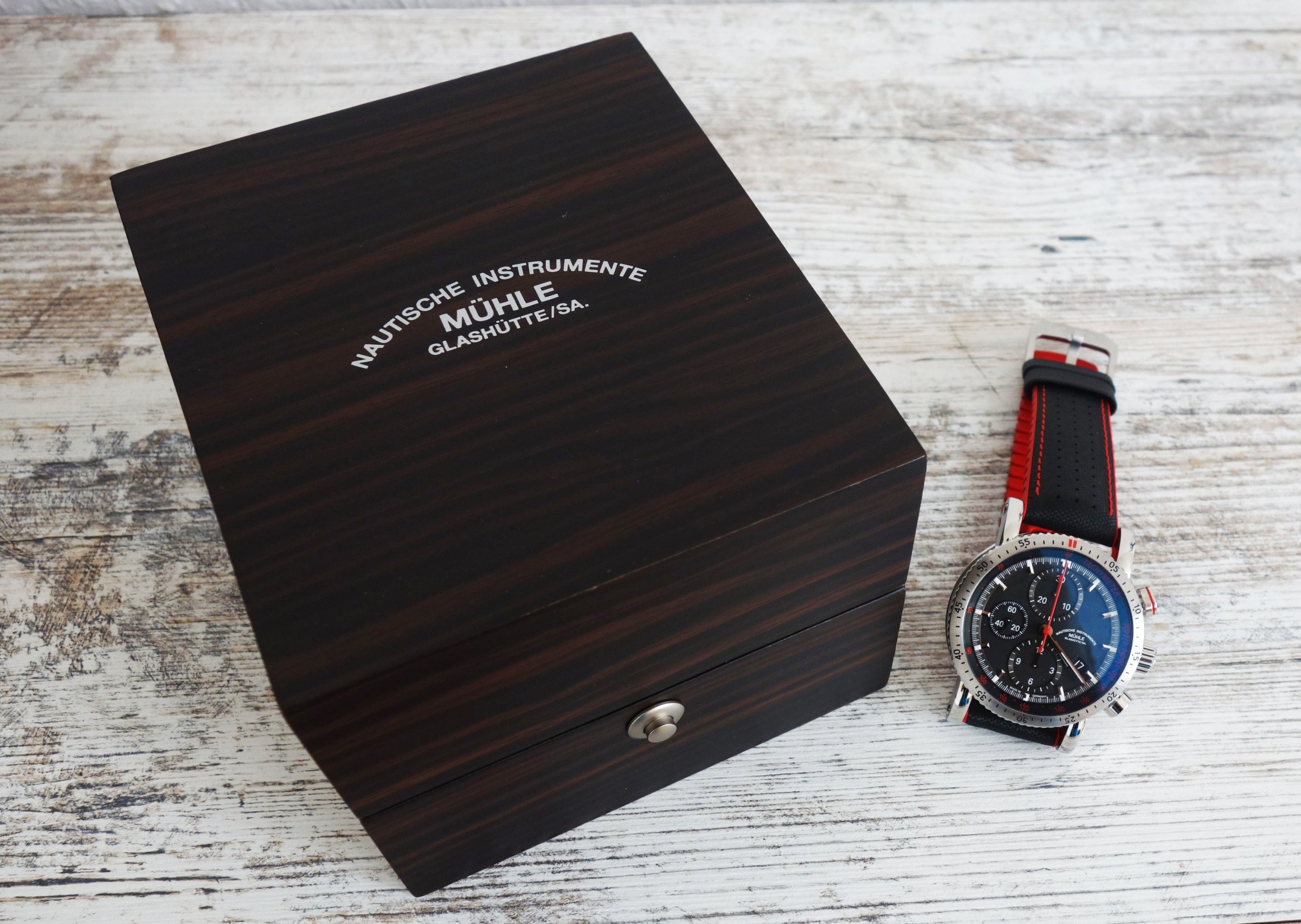 Mühle Glashütte Box Chronograph