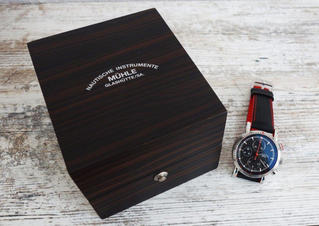 Mühle Glashütte Box Chronograph