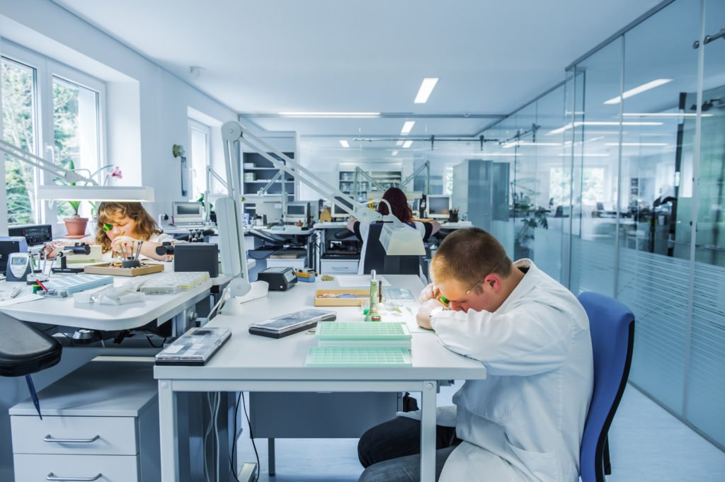 Mühle Glashütte Produktion Sachsen