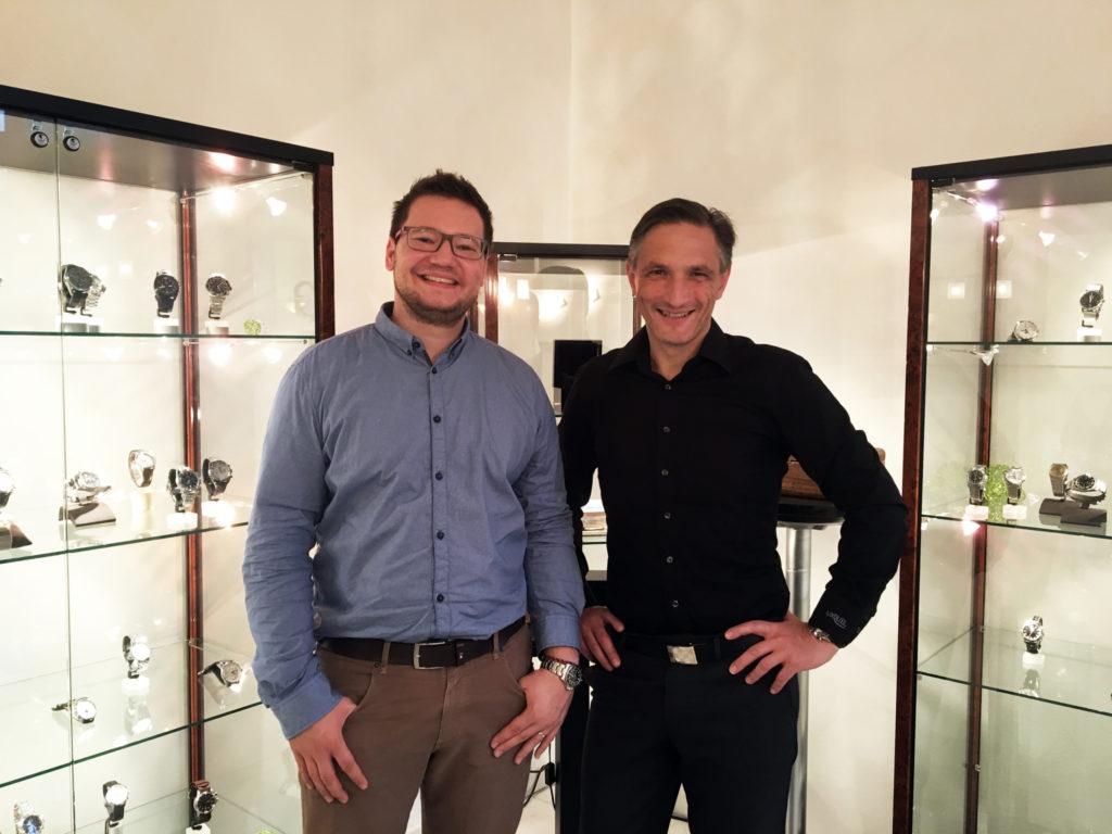 Frank Miquel Uhren Teuschnitz 2017