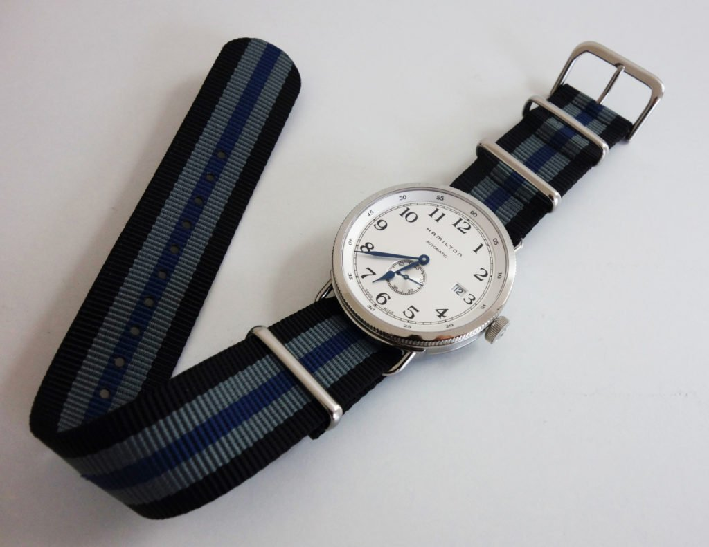 Hamilton Deckwatch Nato Band