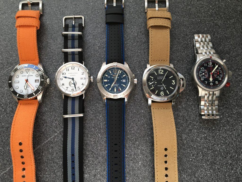Uhr Band für Sommer
