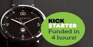 Kickstarter Projekte: So funktioniert das Crowdfunding von Uhren