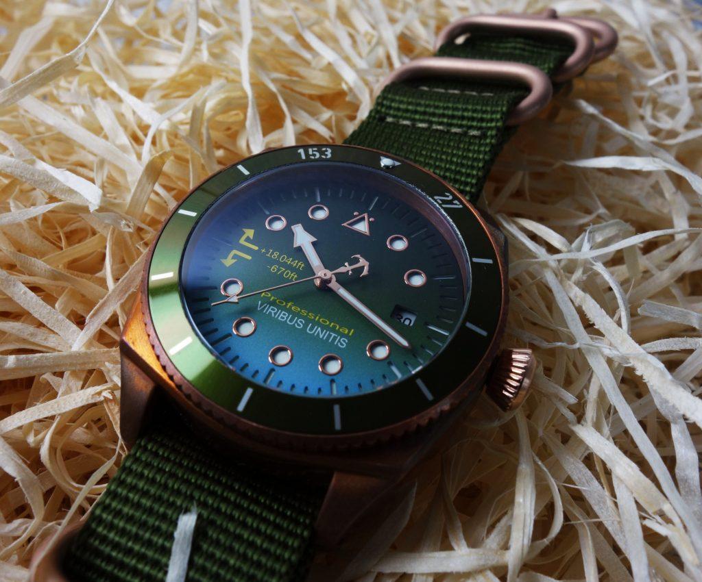 Bronze Uhr Österreich