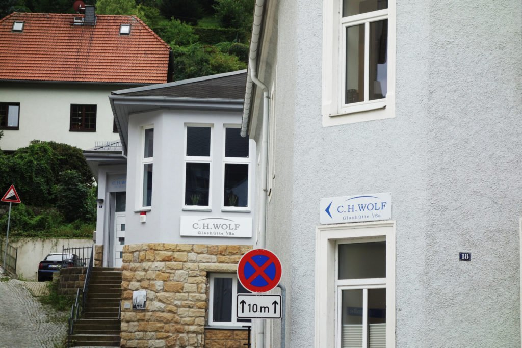C.H. Wolf Glashütte insolvent