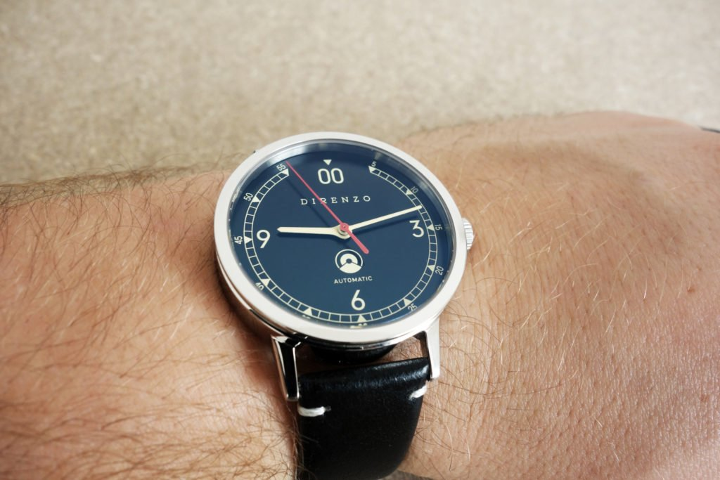 Direnzo DRZ_Type 250F Wrist