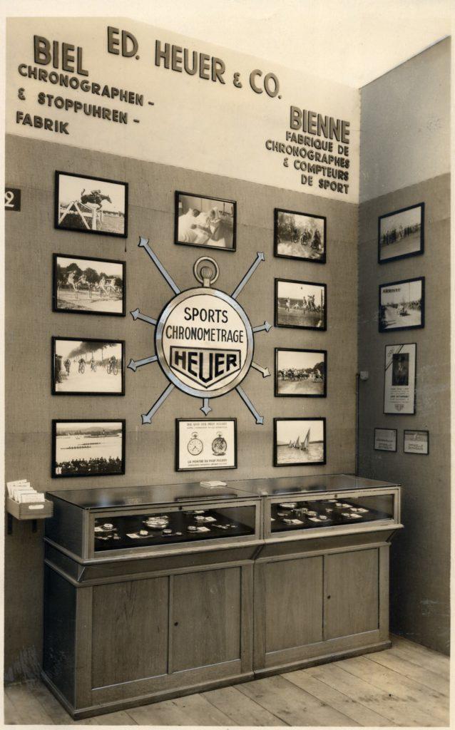 Heuer_Vitrine_Heuer 1931