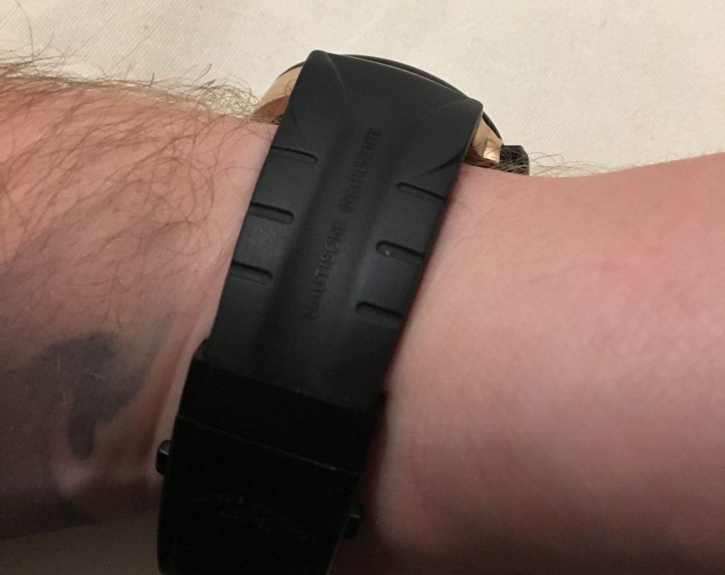 Kautschukband SAR Rescue Timer Bronze
