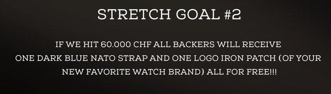 Kickstarter Stretchgoal