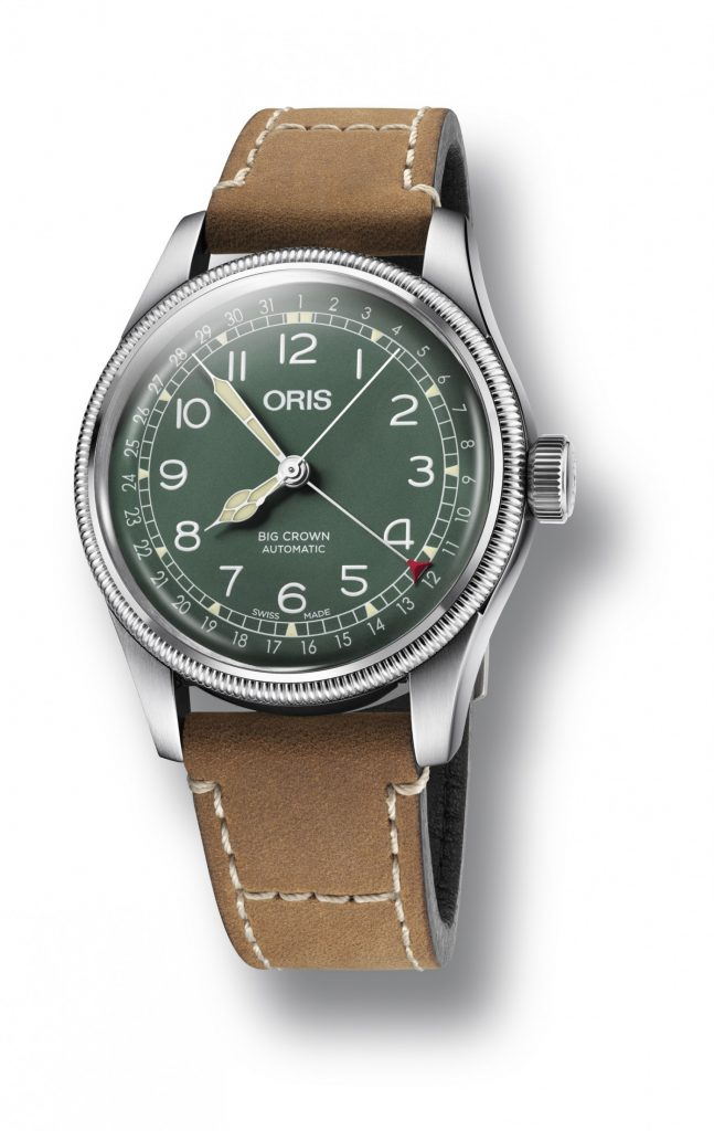 ORIS Big Crown D.26 286 HB-RAG Limited