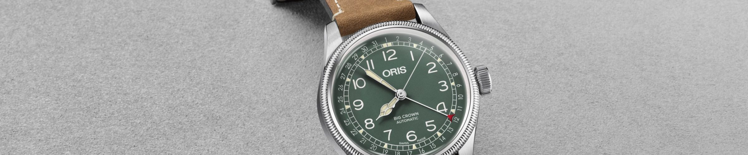 ORIS Big Crown D.26 286 HB-RAG Limited Head