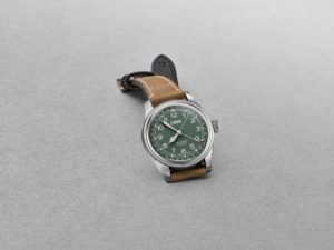 Read more about the article News: Oris Big Crown D.26 286 HB-RAG Limited Edition – grüner Vintage-Flieger