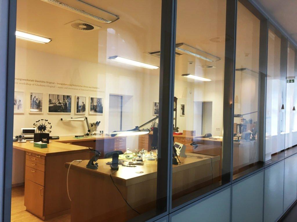 Restaurierungswerkstatt Deutsches Uhrenmuseum Glashütte