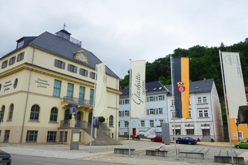 Uhrenmuseum Glashütte bei Dresden