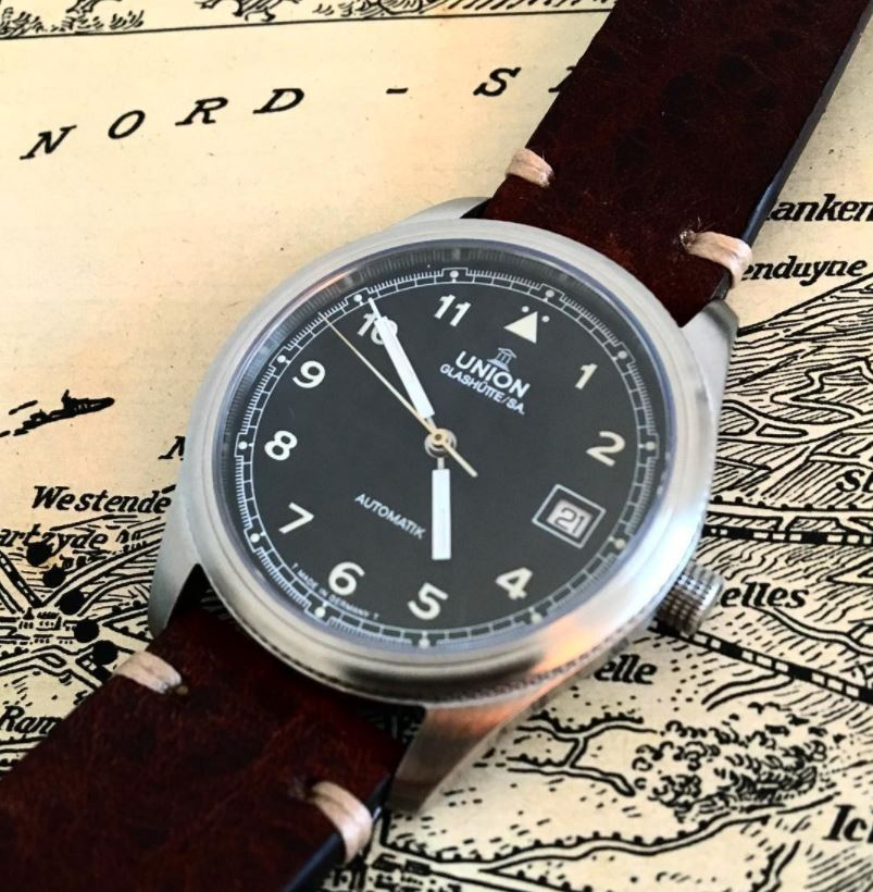 Union Glashütte Tradition Flieger