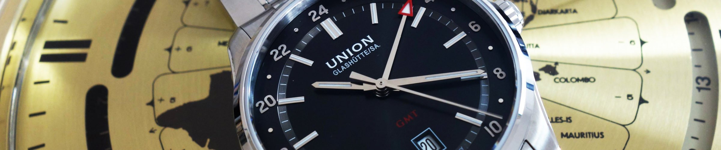 Union Glashütte Belisar GMT Test