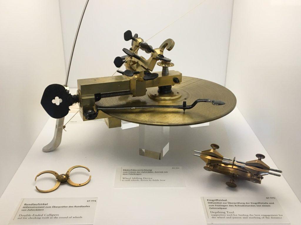 Werkzeuge Glashütte