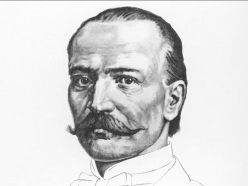 1861 Firmengründer Erhard Junghans