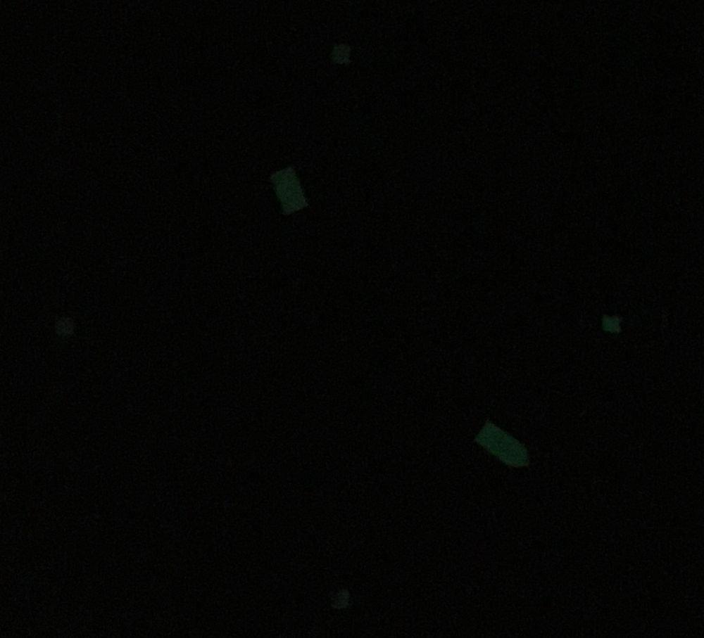 Carbon Chronograph FORMEX Lumen Leuchtkraft