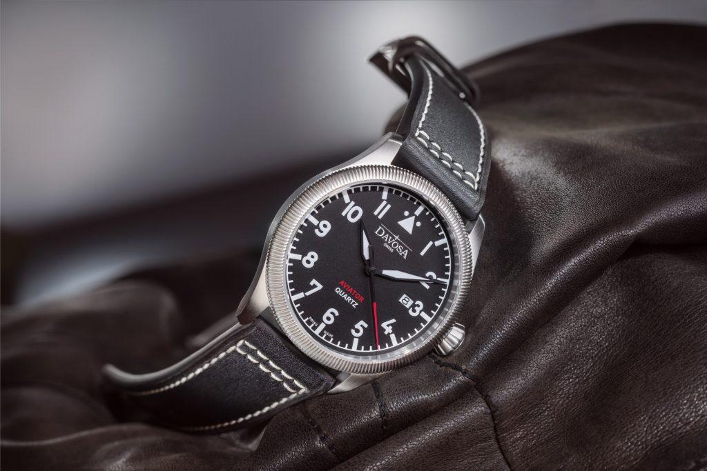 DAVOSA Aviator Quartz