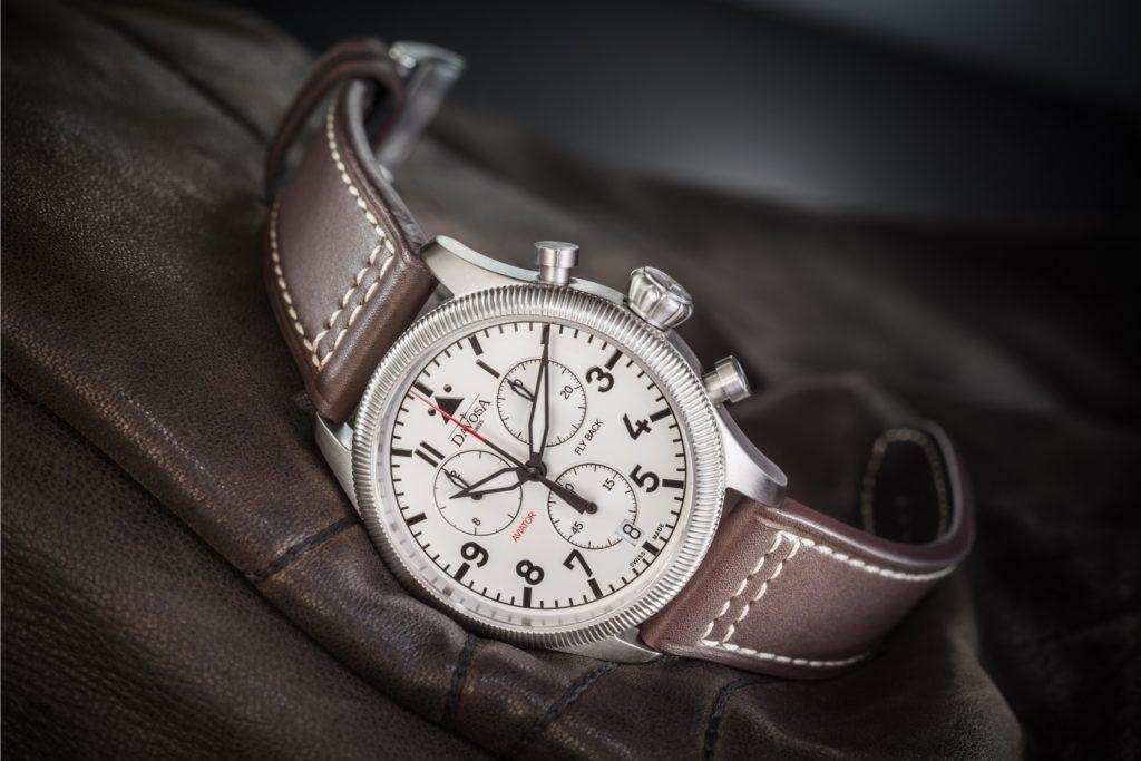 DAVOSA Aviator Quarz Chrono