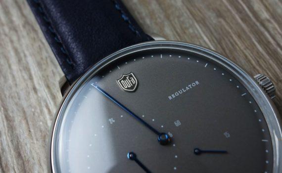 Dufa Deutsche Uhrenfabrik Thüringen Regulator - Kopie