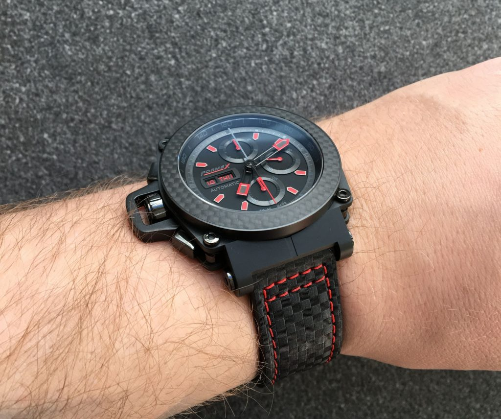 FORMEX Chronograph Wrist