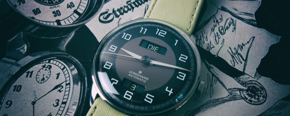 Junghans Meister Driver Day Date Vintage 2