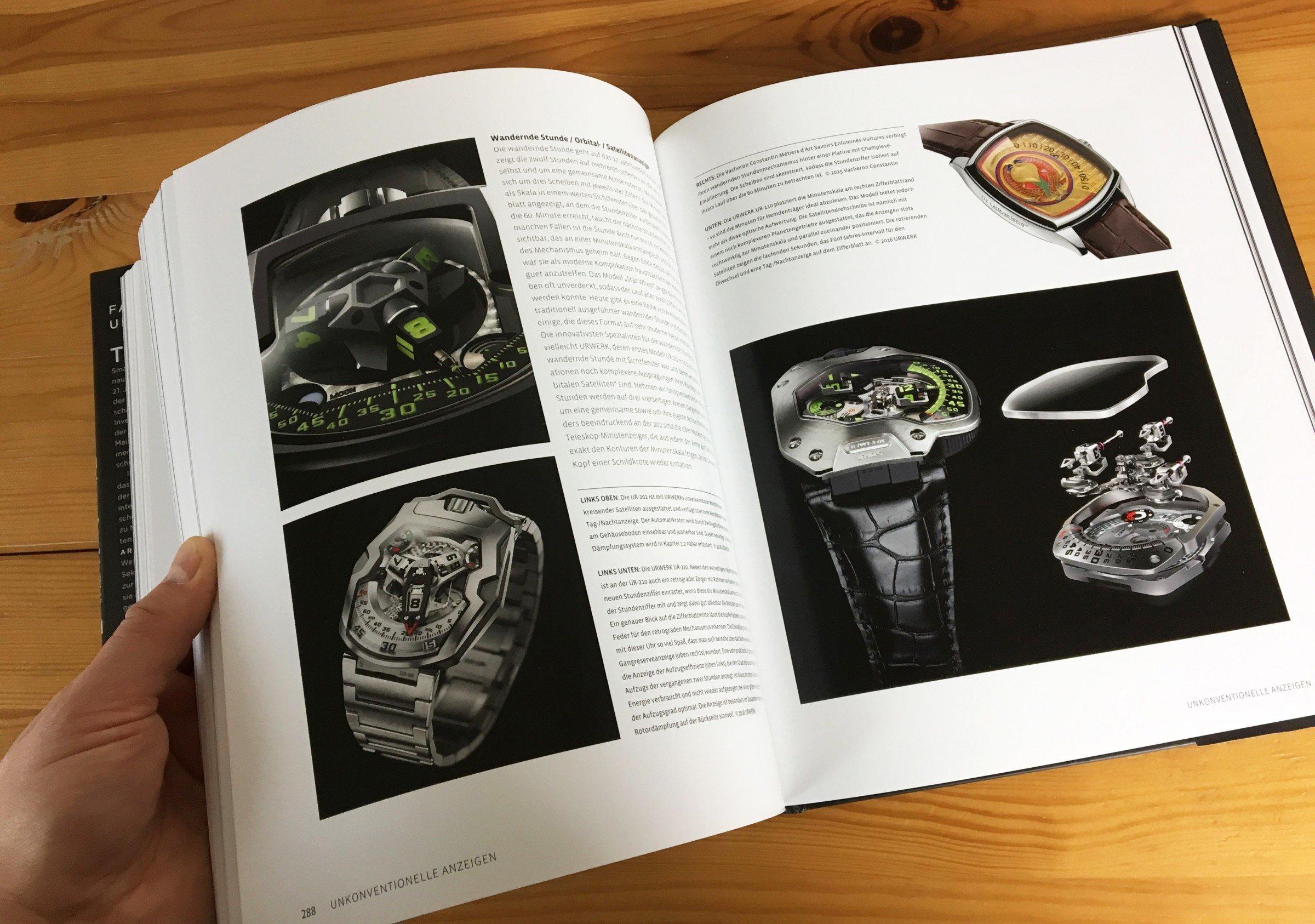 Geschenk ideen zu weihnachten f r uhren freaks chrononautix for Buch design