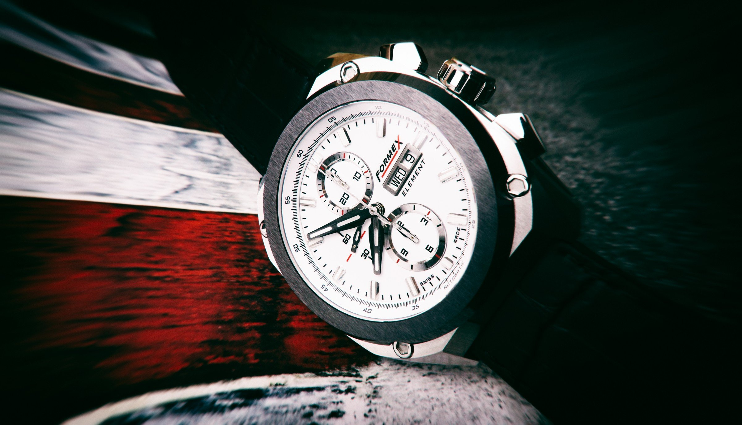 Formex Rennchronograph