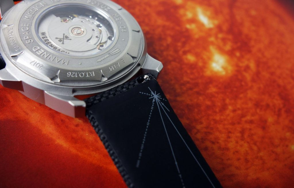 Werenbach Symbol Voyager Pioneer Sonde Rakete