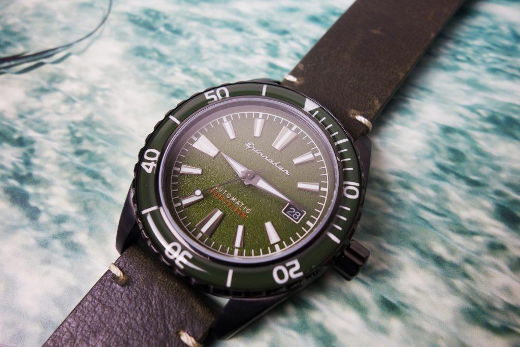 Spinnaker Fleuss SP-5056 schwarz beschichtet