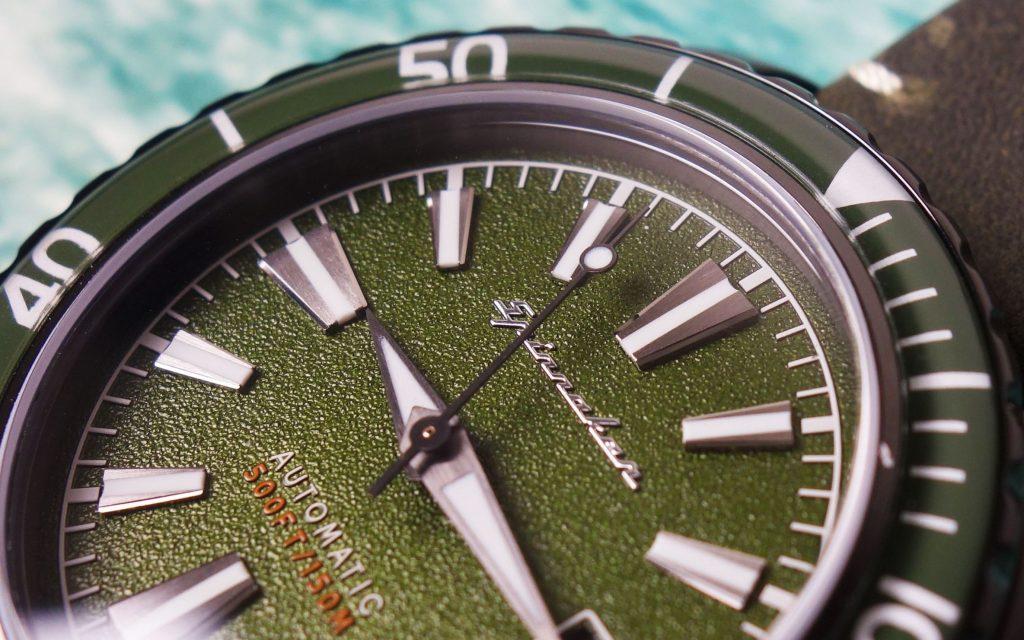 Spinnaker Fleuss grün SP-5056