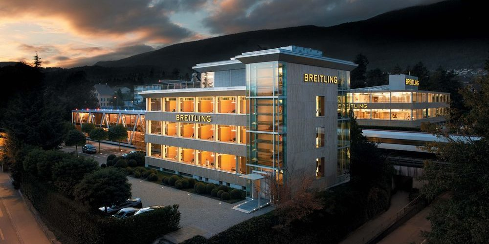 Breitling HQ Grenchen